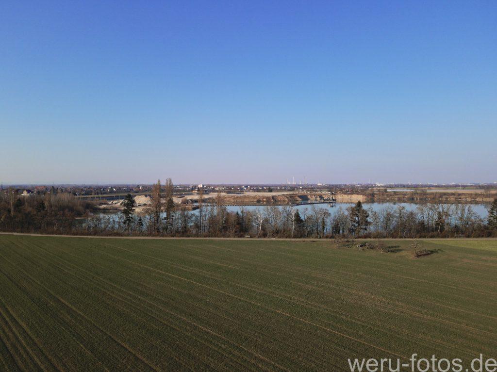 Durmersheim Baggersee weru-fotos