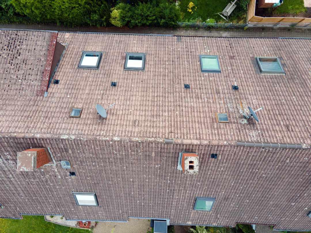 Dachinspektion Einfamilienhaus