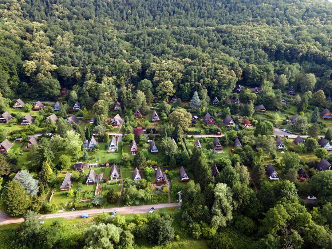 Feriendorf Leinsweiler